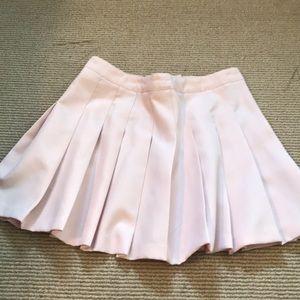 Pink skater/tennis skirt